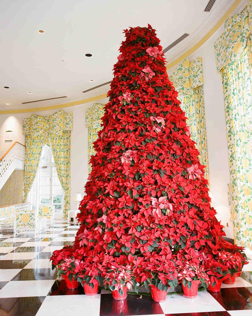 Christmas Tree Decorations Wedding