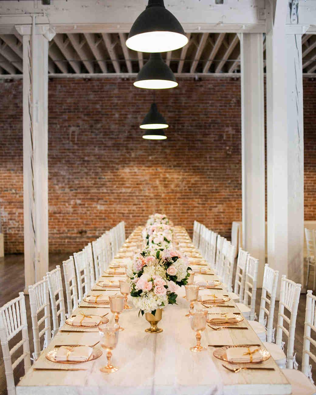 Morning Weddings Brunch Reception