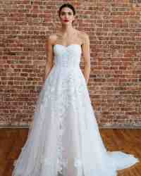 David's Bridal Fall 2018 Wedding Dress Collection | Martha ...