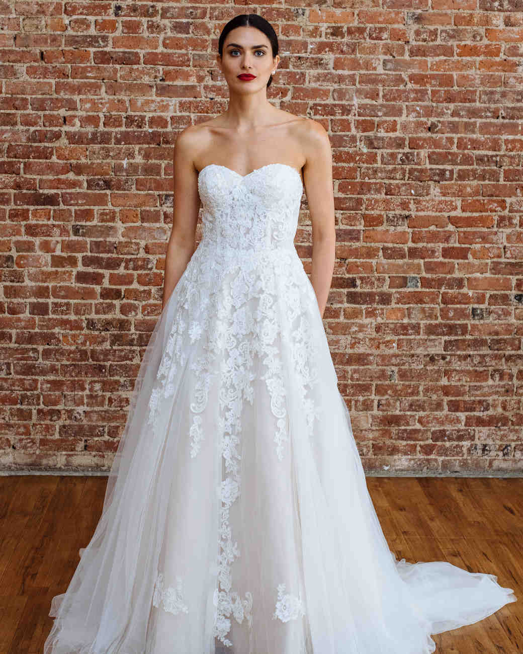 David S Bridal Fall 2018 Wedding Dress Collection Martha