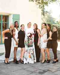 41 Reasons to Love the Mismatched Bridesmaids Look ...