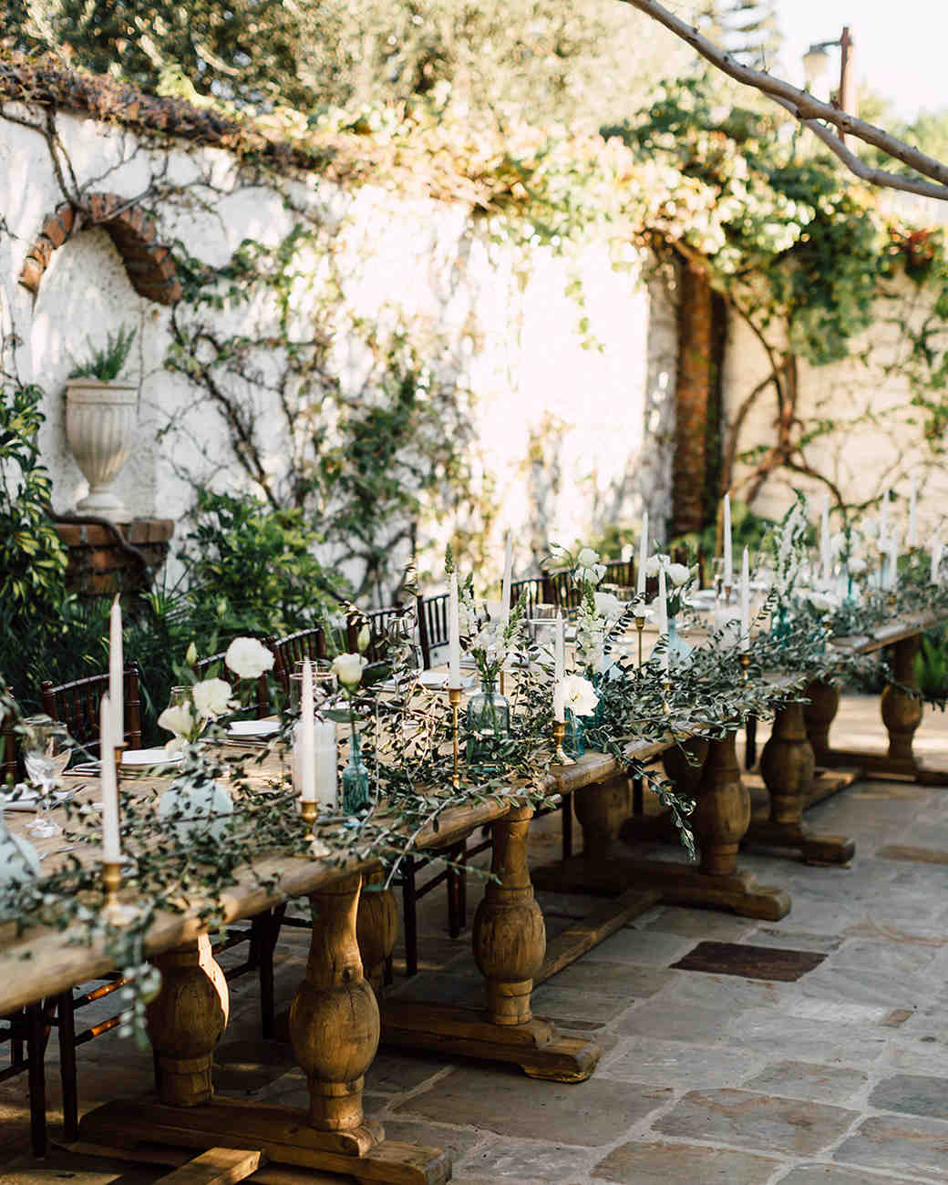 28 of the Prettiest Rustic Wedding Centerpieces  Martha Stewart Weddings