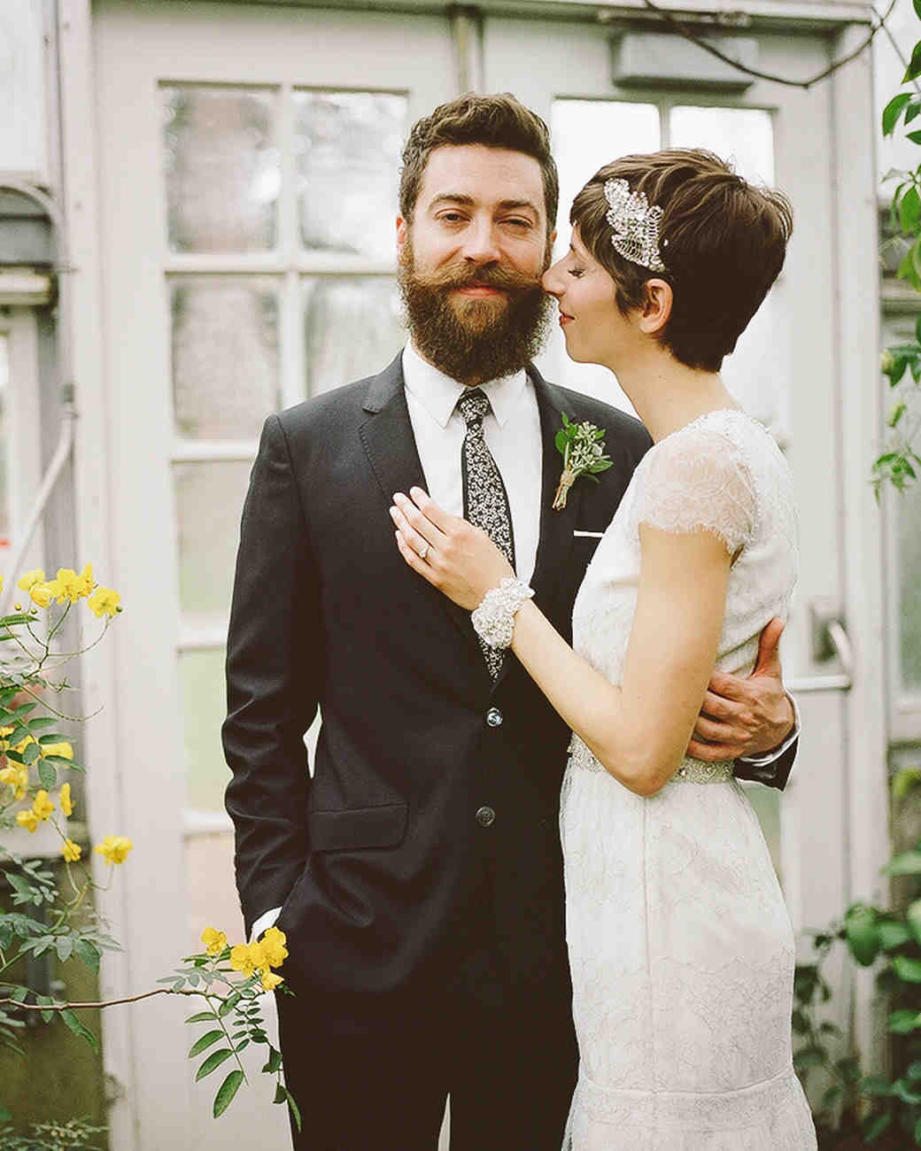 Wedding Facial Hair Styles For Grooms Were Loving