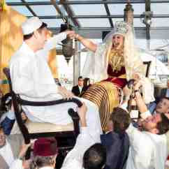 Chair Dance Ritual Song Recliner Club 17 Jewish Wedding Traditions For Your Big Day Martha