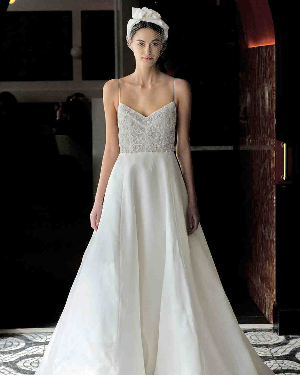 Lela Rose Spring 2018 Wedding Dress Collection