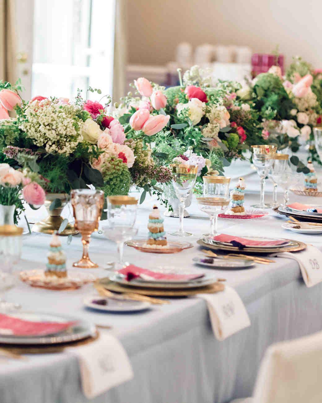 Your Ultimate Bridal Shower Checklist for Celebrating the BridetoBe  Martha Stewart Weddings