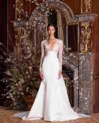 Monique Lhuillier Spring 2019 Wedding Dress Collection ...