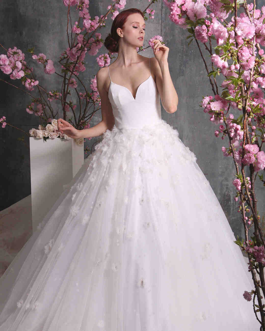Collection Wedding Dresses 2018