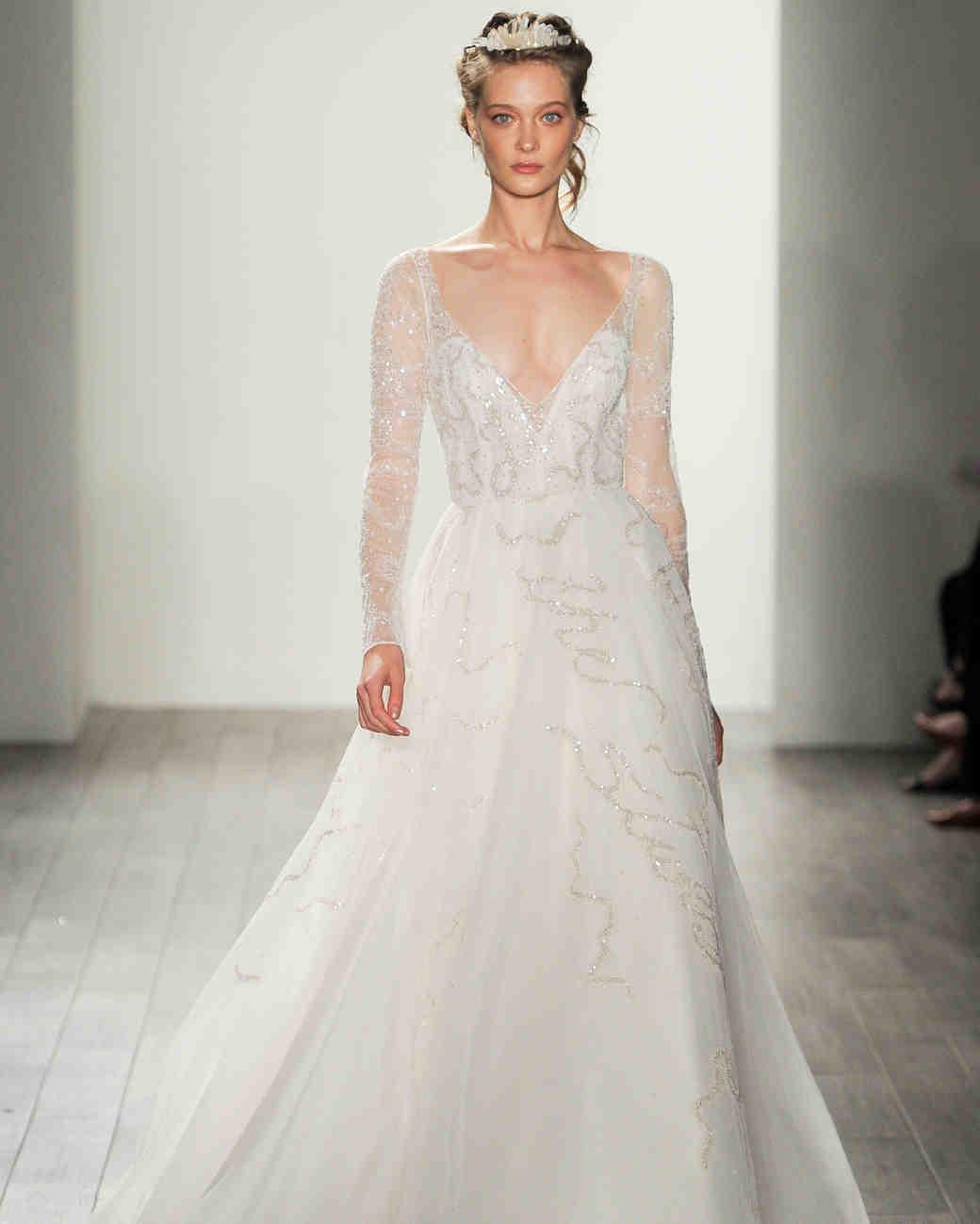Hayley Paige Fall 2017 Wedding Dress Collection Martha
