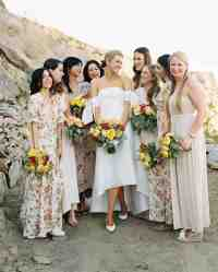 Pretty Wedding Hairstyles for Your Bridesmaids   Martha ...