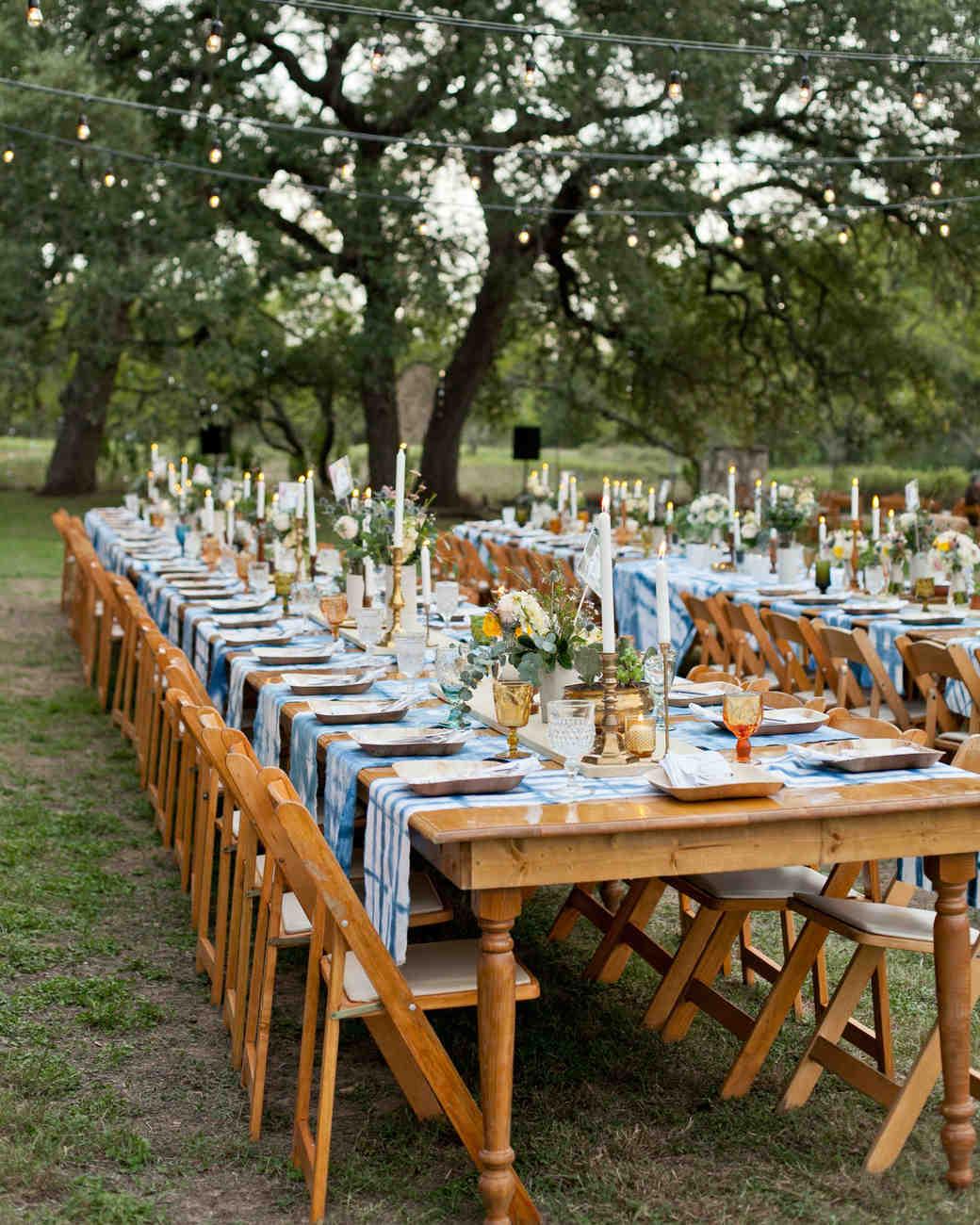 Banquet Centerpieces Tables