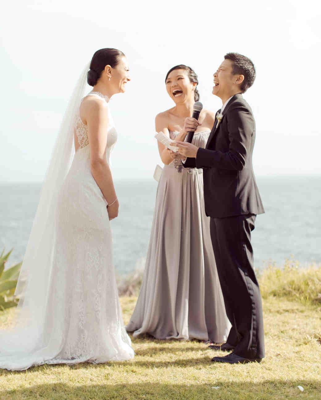 Christian Wedding Script