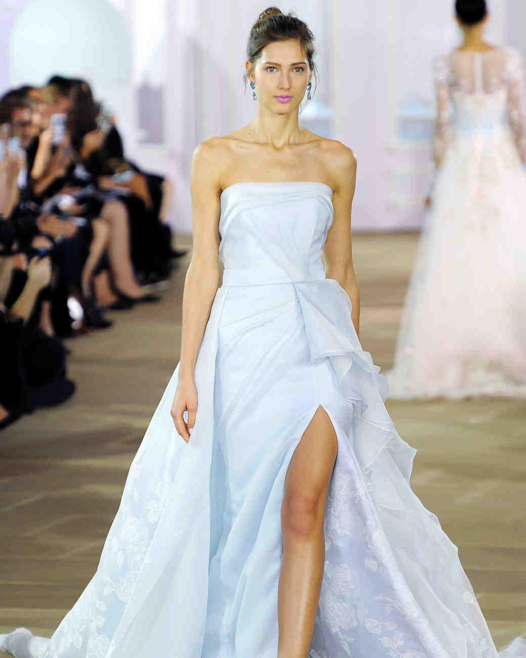 Wedding Dress Top Falls Down