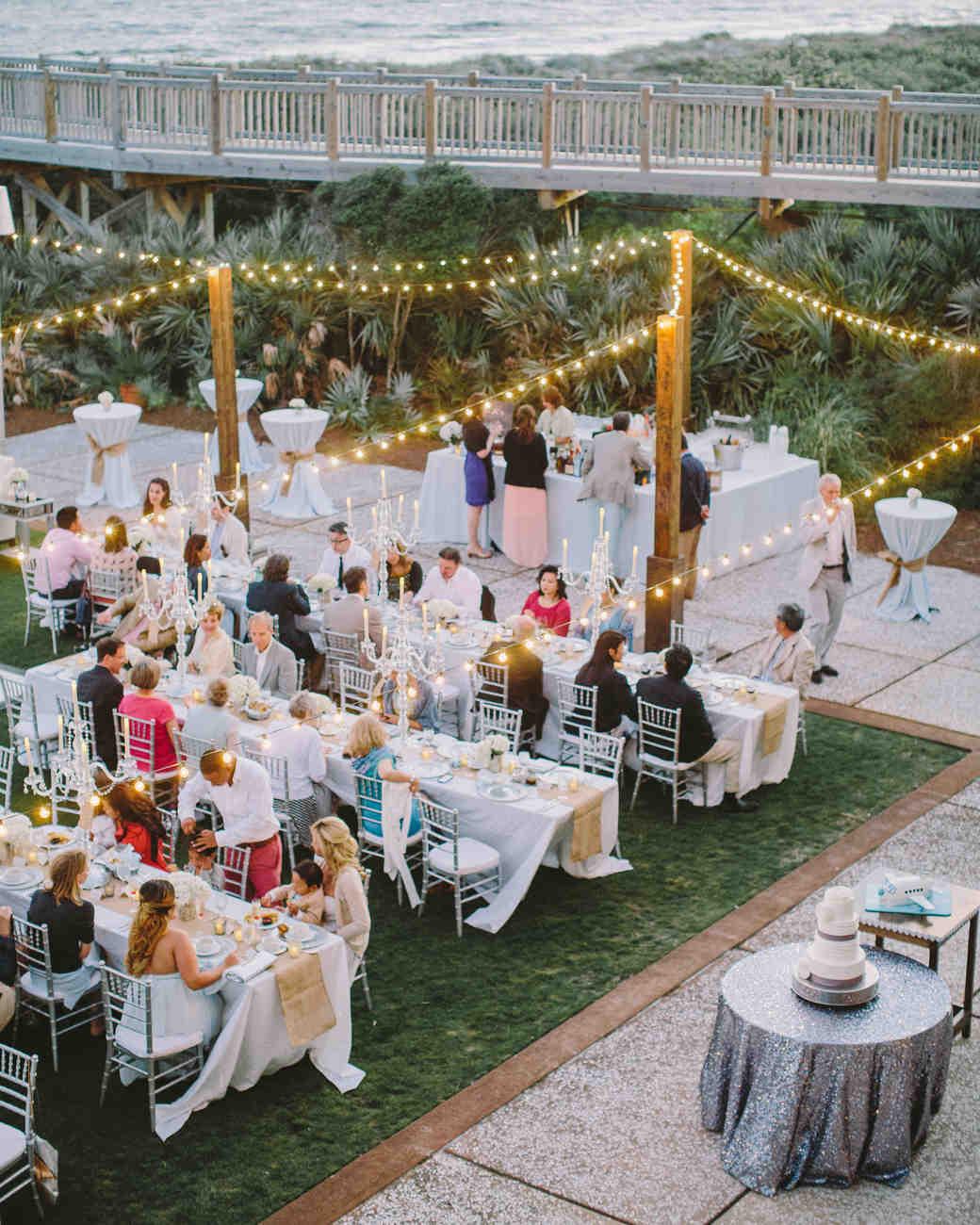 Your Wedding Reception Etiquette Questions Answered  Martha Stewart Weddings