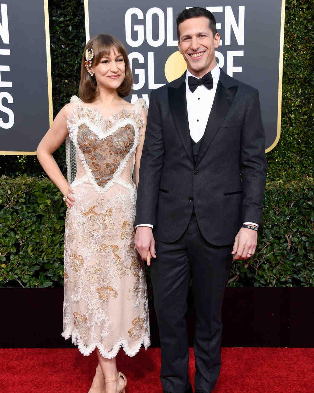 Couples Golden Globes 2019 Red Carpet Martha Stewart Weddings