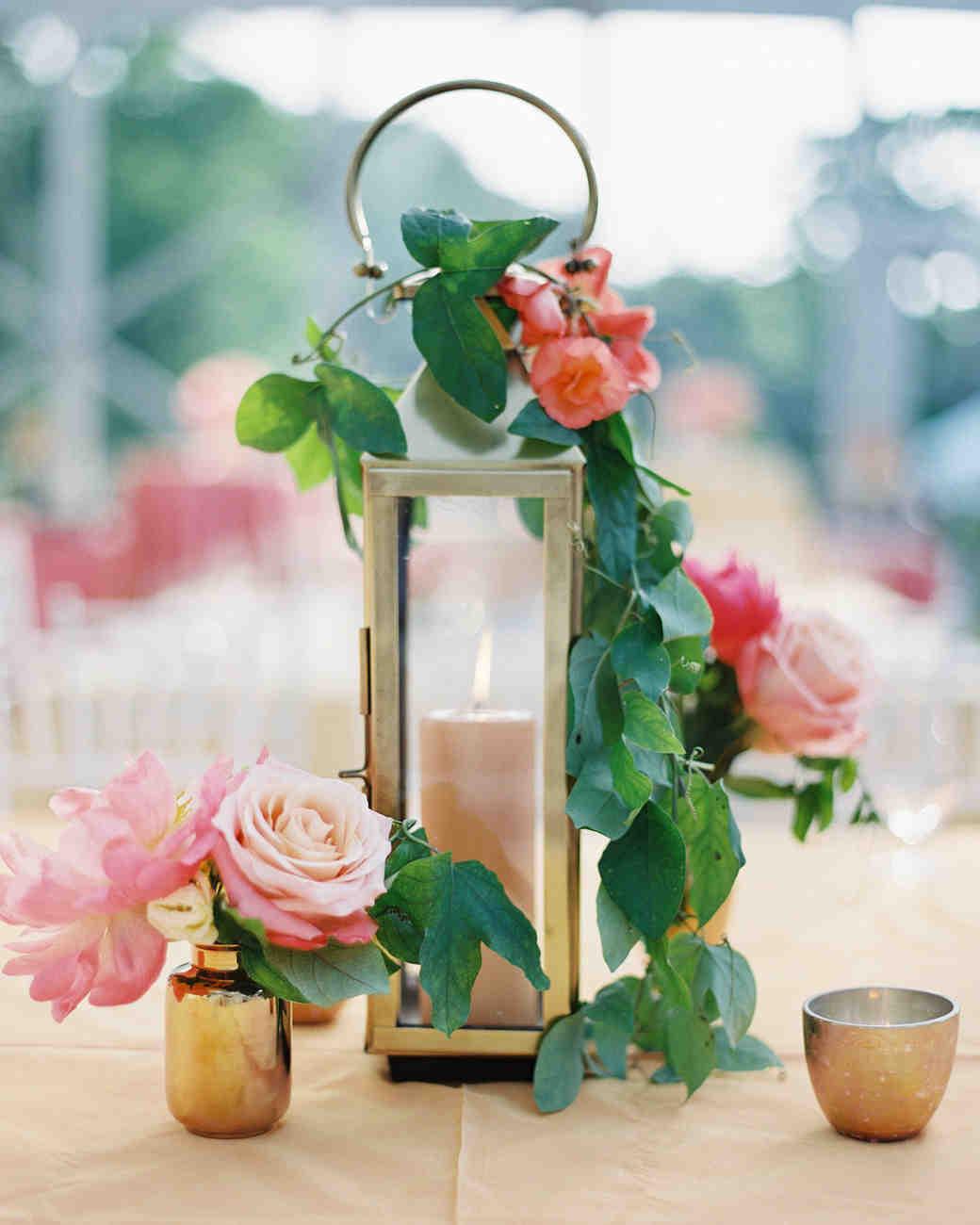 39 Simple Wedding Centerpieces  Martha Stewart Weddings