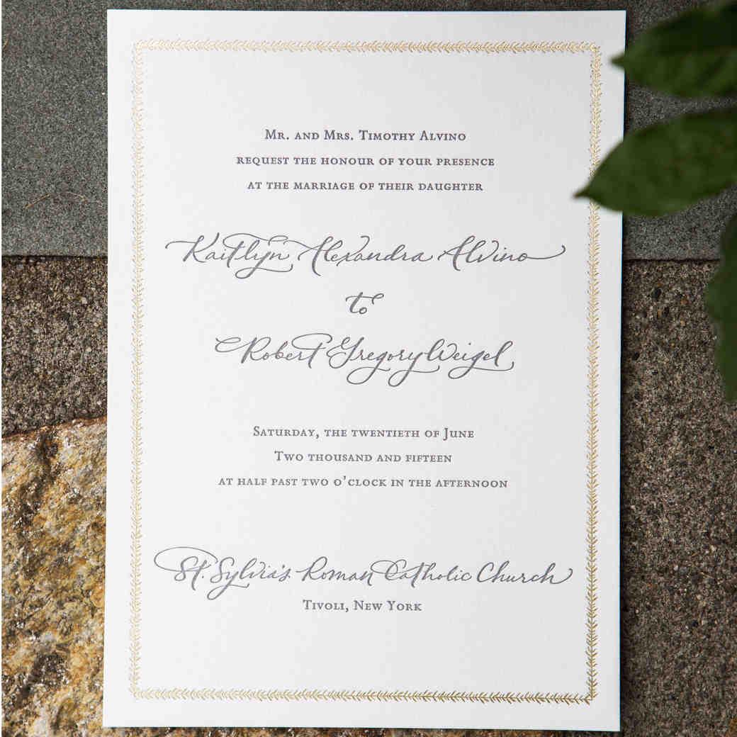 Wedding Attire Rules