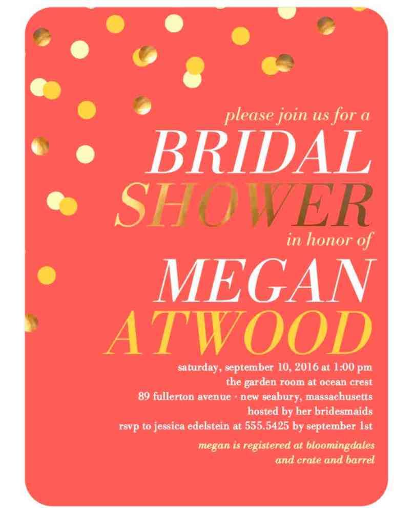 Paper Divas Wedding Shower Invitations | Poemdoc.or