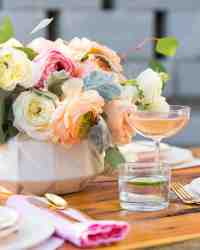 The Prettiest Bridal Shower Centerpieces | Martha Stewart ...
