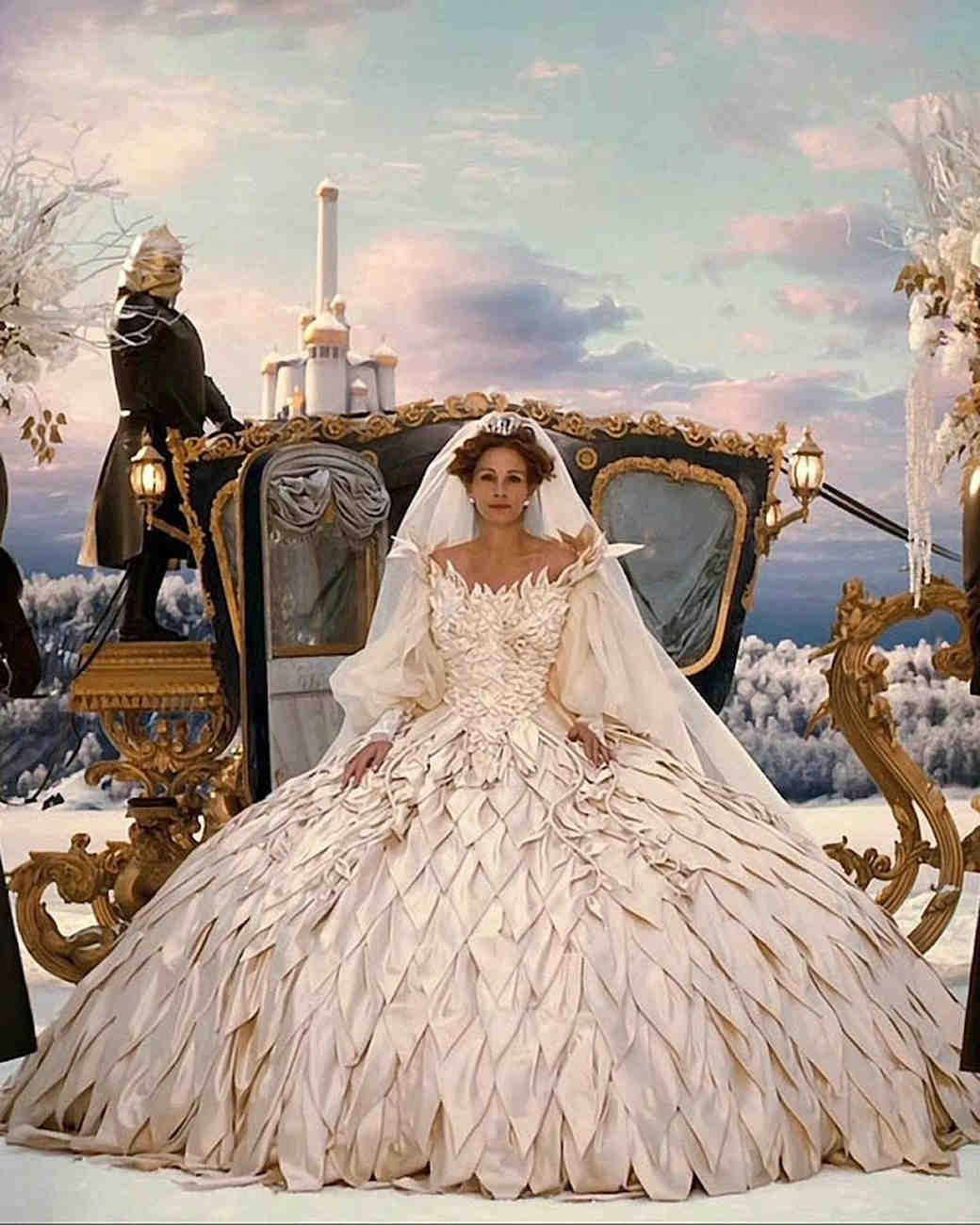Movie Iconic Wedding Dresses