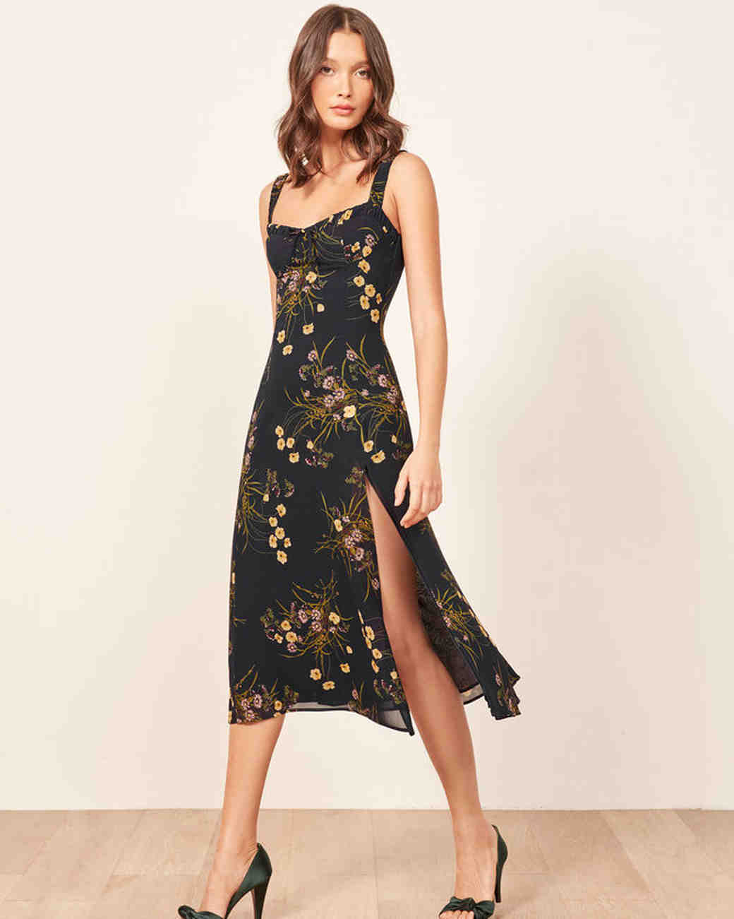 25 Beautiful Dresses to Wear as a Wedding Guest This Fall