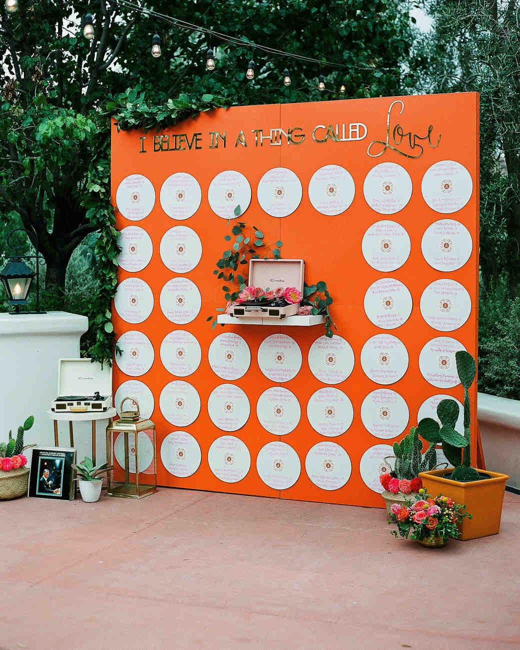 unique wedding seating charts to guide guests their tables martha stewart weddings also rh marthastewartweddings
