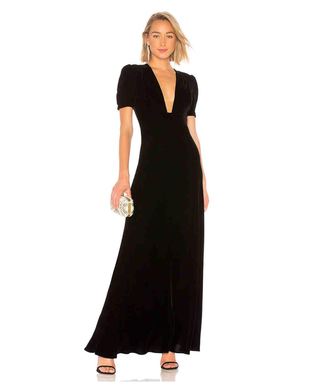 Elegant Dresses For Wedding Guests 2