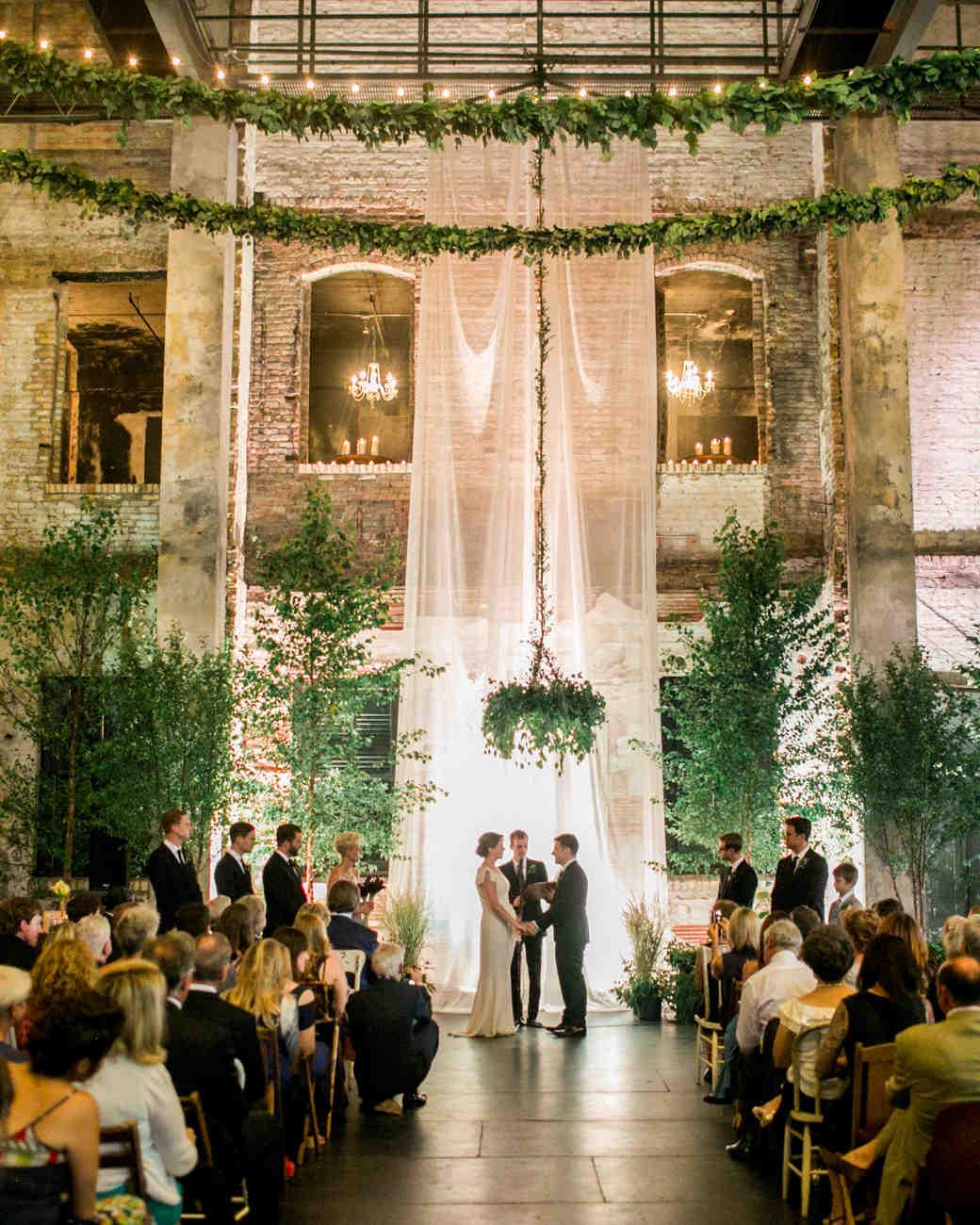 Beautiful Indoor Wedding Venue