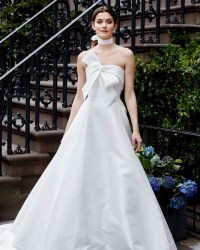 58 Wedding Dresses with Bows | Martha Stewart Weddings