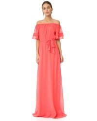 Coral Bridesmaid Dresses | Martha Stewart Weddings