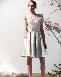 73 Chic Short Wedding Dresses | Martha Stewart Weddings