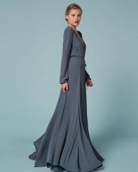 Winter Bridesmaid Dresses for a Cold