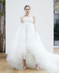 Oscar de la Renta Spring 2018 Wedding Dress Collection ...