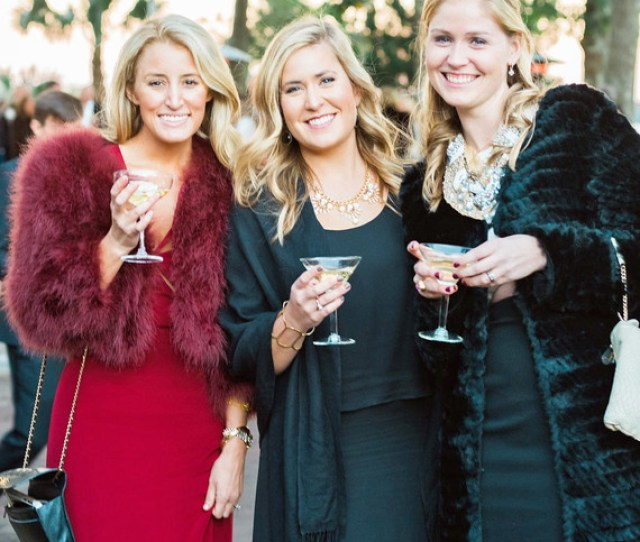 Related For The Guests What To Wear To A Winter Wedding
