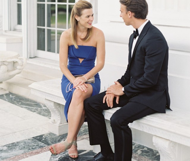 Related A Modern Black Tie Wedding In Washington D C