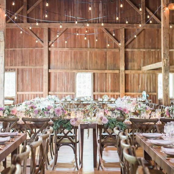 10 Things to Consider Before Planning a Barn Wedding