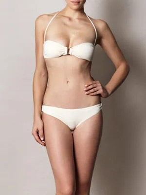 Rome bandeau bikini