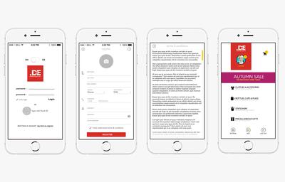 .DE Herstellung - Ecommerce App Kit
