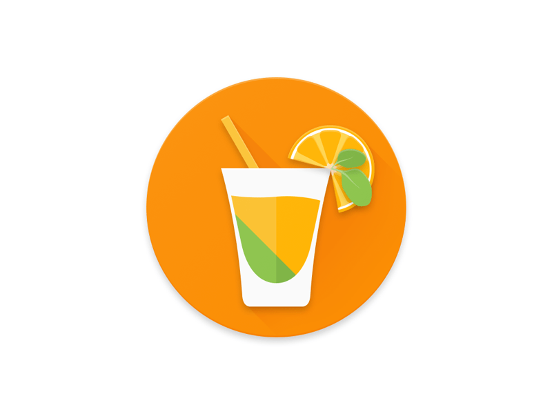 Smoothie Material Icon Inspired Uplabs