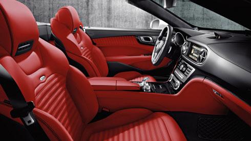 Designo Paint Leather And Interior Trim Mercedes Benz