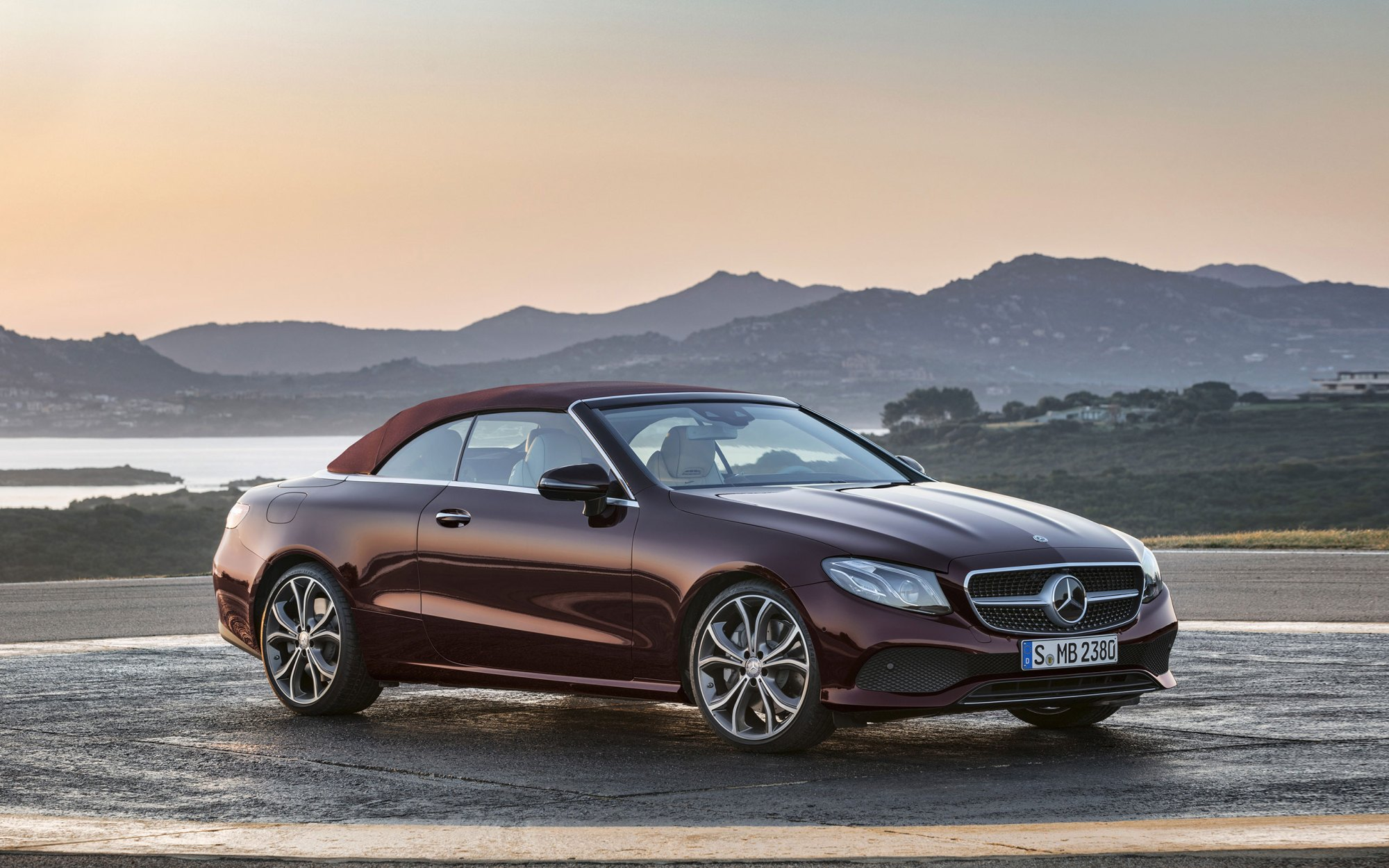 hight resolution of the all new mercedes benz e class cabriolet