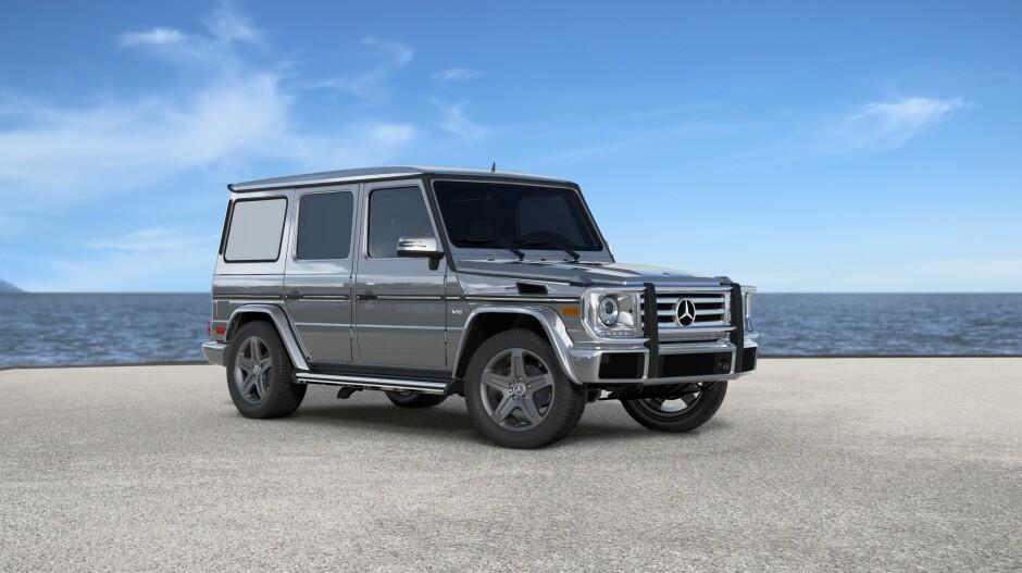 G Class Suv Mercedes Benz
