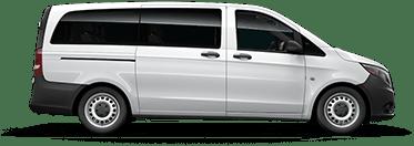 Metris WORKER Passenger Van Features Mercedes Benz Vans