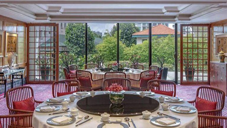 kitchen banquet ashley furniture table sets 43人宴会用餐后患肠胃炎丽晶酒店厨房卫生等级下调为c级 厨房宴会