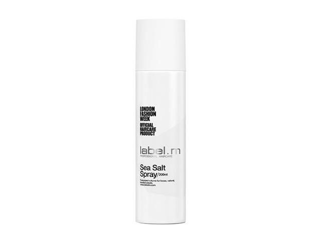 Label M sea salt spray