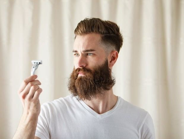 Right time to cut beard