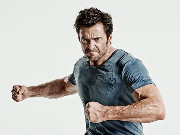 How To Get Muscles Like Hugh Jackman Mens Health