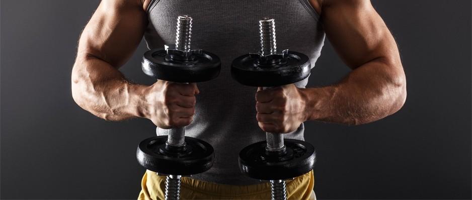 6 best dumbbell exercises for HIIT  Mens Health