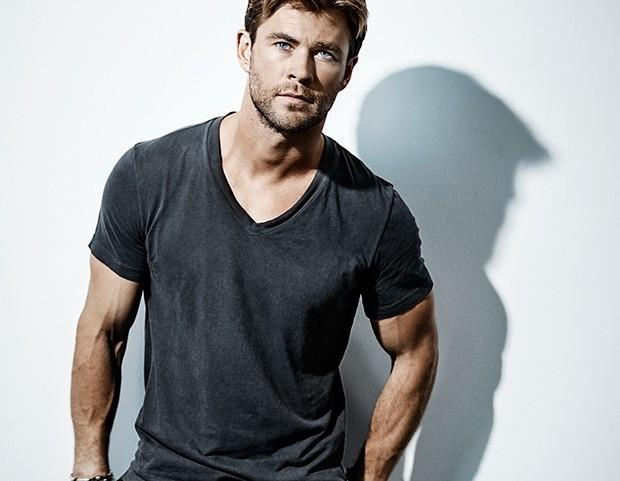 Chris Hemsworths Godly Muscle Secrets Mens Health