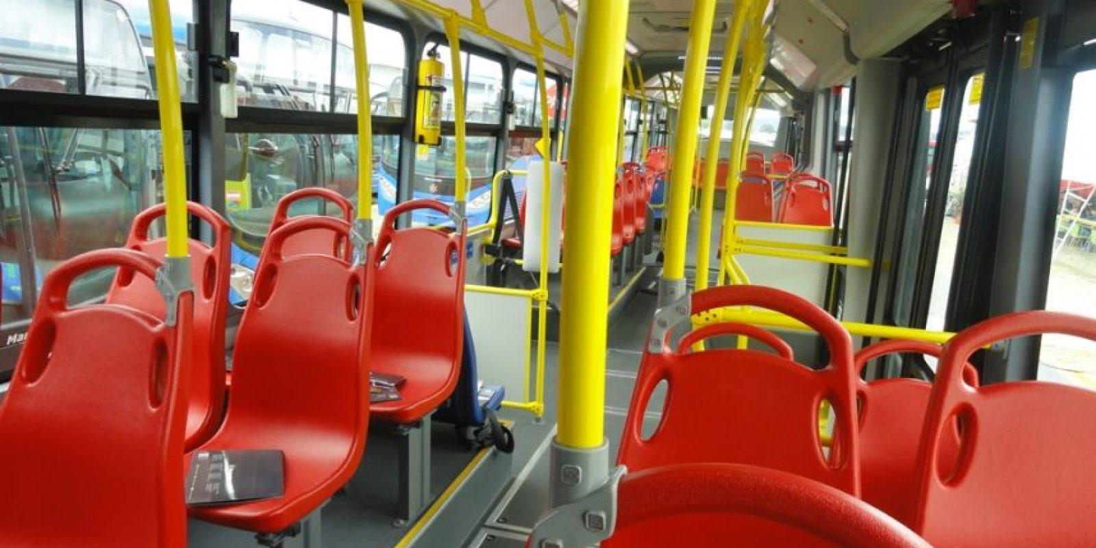 As son los nuevos buses de Transmilenio  Publimetro Colombia